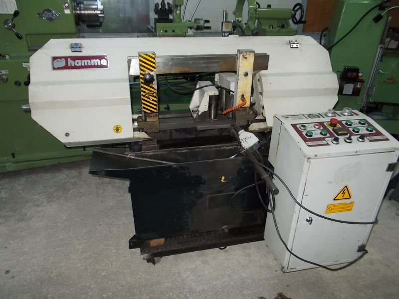 Used Full Automatic Band Saw Machine